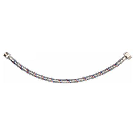 Flexibilis bekötőcső 1/2 col x 3/8 col (belső-külső) 40 cm FALA