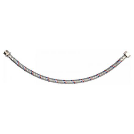 Flexibilis bekötőcső 3/8 col x 3/8 col (belső-külső) 40 cm FALA