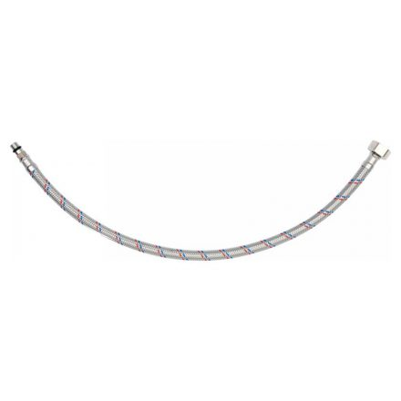 Flexibilis bekötőcső 1/2 col x M 10 (belső-külső) 50 cm FALA