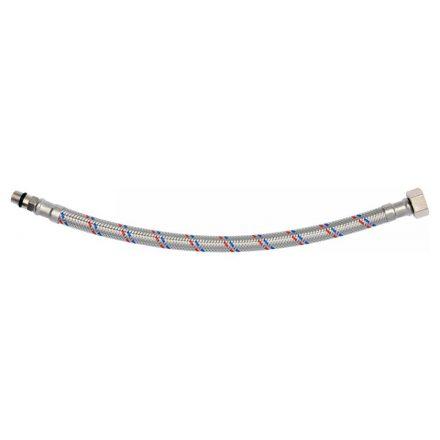 Flexibilis bekötőcső 3/8 col x M 10 (belső-külső) 30 cm FALA