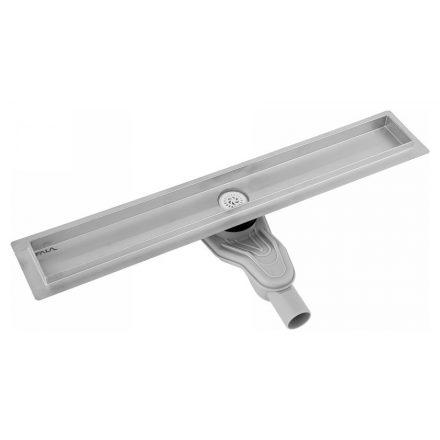 Zuhanylefolyó 60cm forgatható szifonnal Rotary FALA