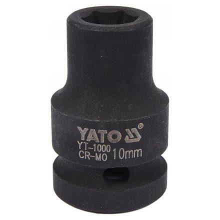 Dugókulcs gépi 1/2 col 10 mm YATO