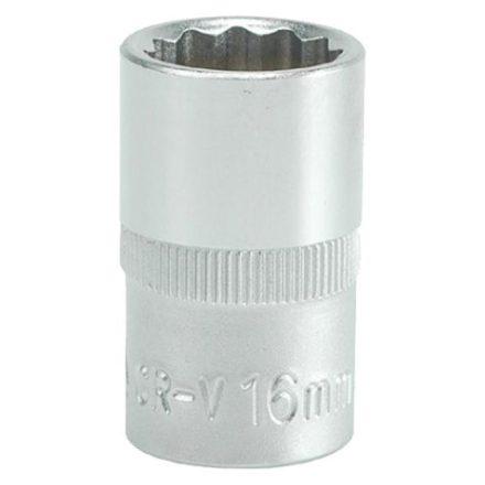 Dugókulcs 16 mm 1/2 col 12 szögletű YATO