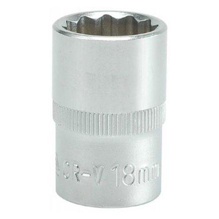 Dugókulcs 19 mm 1/2 col 12 szögletű YATO