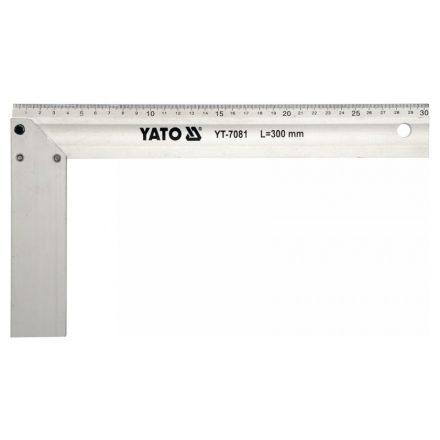 Derékszög 300 mm YATO