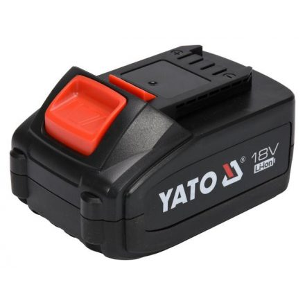 Akkumulátor 18 V 3,0 Ah Li-ion YATO